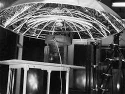 Элетрокинетические аппараты в Bahnson Lab